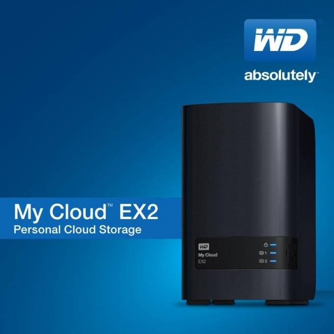 Western Digital My Cloud Ex